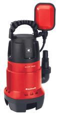 Pompa per acque scure GH-DP 7835 Produktbild 1