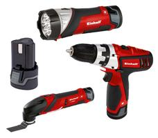 Power Tool Kit RT-TK 12 Li Produktbild 1