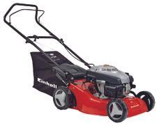 Petrol Lawn Mower GC-PM 46 Produktbild 1