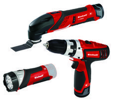 Power Tool Kit TE-TK 12 Li Produktbild 1