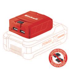 USB-Akku-Adapter TE-CP 18 Li USB - Solo Produktbild 1