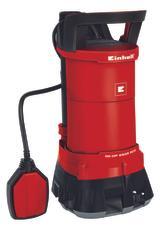 Dirt Water Pump GE-DP 6935 ECO Produktbild 1