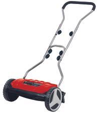Hand Lawn Mower GE-HM 38 S Produktbild 1