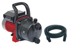 Gartenpumpen-Set GC-GP 6538 Set Produktbild 1