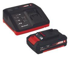 PXC induló készlet 18V 1,5Ah PXC Starter Kit Produktbild 1