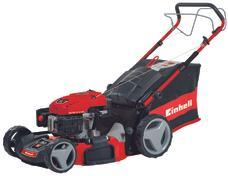 Petrol Lawn Mower GC-PM 47 S HW Produktbild 1