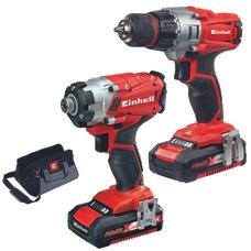 Power Tool Kit TE-TK 18 Li Kit (CD+CI) Produktbild 1