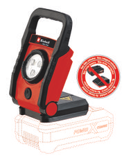 Torcia a batteria TE-CL 18 Li-Solo Produktbild 1