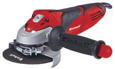 Angle Grinder TE-AG 125/750 Kit Produktbild 1
