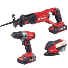 Power Tool Kit TE-TK 18/1 Li (CD+AP+OS) Produktbild 1