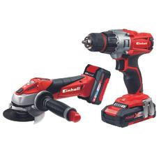 Power Tool Kit TE-TK 18 Li Kit (CD+AG) Produktbild 1