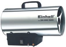 Heißluftgenerator HGG 200 Niro Vario (DE/AT) Produktbild 1