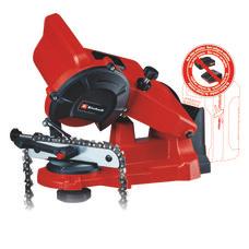Cordless Chain Sharpener GE-CS 18 Li-Solo Produktbild 1