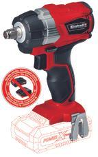 Cordless Impact Screwdriver TE-CW 18Li BL;Brushless - Solo Produktbild 1