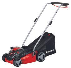 Cordless Lawn Mower GE-CM 33 Li Kit Produktbild 1