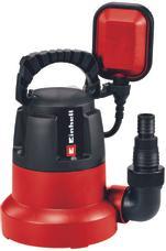 Tauchpumpe GC-SP 3580 LL Produktbild 1