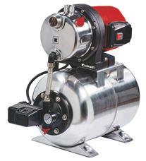 Hauswasserwerk GC-WW 1250 NN Produktbild 1