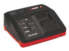 PXC töltőkészülék 18V 30min Power-X-Change Produktbild 1