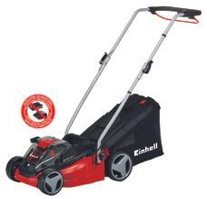 Cordless Lawn Mower GE-CM 33 Li Solo Produktbild 1