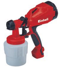 El.Paint Spray Sys (Spray Gun) TC-SY 400 P Produktbild 1