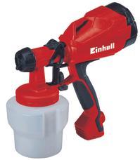 El.Paint Spray Sys (Spray Gun) TC-SY 500 P Produktbild 1