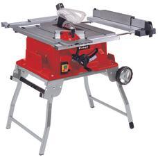 Tischkreissäge TE-CC 2025 UF Produktbild 1
