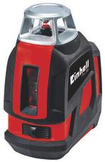 Cross Laser Level TE-LL 360 Produktbild 1