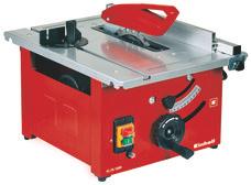 Tischkreissäge TC-TS 1200 Produktbild 1