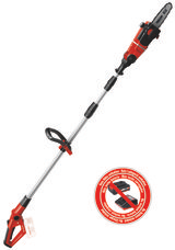 Cl Pole-Mounted Powered Pruner GE-LC 18 Li T-Solo Produktbild 1