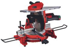 Mitre Saw with upper table TC-MS 3017 T Produktbild 1