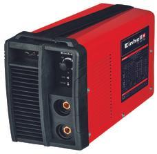 Inverteres hegesztőgép TC-IW 170 Produktbild 1