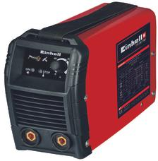 Inverteres hegesztőgép TC-IW 150 Produktbild 1