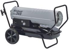 Heißluftgenerator (Diesel) DHG 360 Produktbild 1