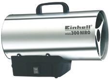 Heißluftgenerator HGG 300 Niro (DE/AT) Produktbild 1