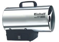 Heißluftgenerator HGG 171 Niro Produktbild 1