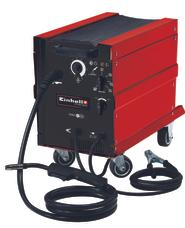 Aparat de sudura in gaz protector TC-GW 190 D Produktbild 1