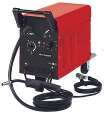 Aparat de sudura in gaz protector TC-GW 150 Produktbild 1