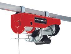 Drótköteles emelő TC-EH 1000 Produktbild 1