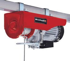 Electric Hoist TC-EH 600 Produktbild 1