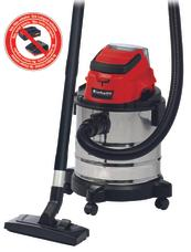 Cordl. Wet/Dry Vacuum Cleaner TC-VC 18/20 Li S-Solo Produktbild 1