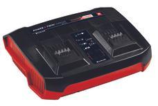Incarcator acumulatori PXC Power-X-Twincharger 3 A Produktbild 1