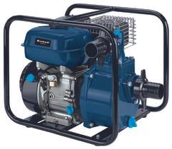 Productimage Petrol Water Pump BG-PW 48