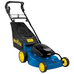 Electric Lawn Mower REM 1846 Produktbild 1