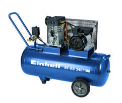 Air Compressor BT-AC 340/100; EX; CL Produktbild 1