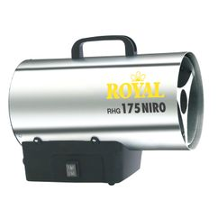 Hot Air Generator RHG 175 Niro; EX; CH Produktbild 1