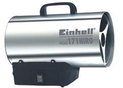 Hot Air Generator HGG 171 Niro Produktbild 1