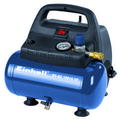 Air Compressor BT-AC 190/6 OF Produktbild 1