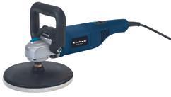 Polishing and Sanding Machine BT-PO 1100 E;EX;BR;220 Produktbild 1