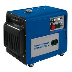Productimage Power Generator (Diesel) Superior 5000 DD
