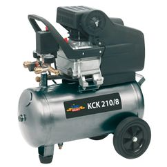 Air Compressor Kit KCK 210/8 Produktbild 1